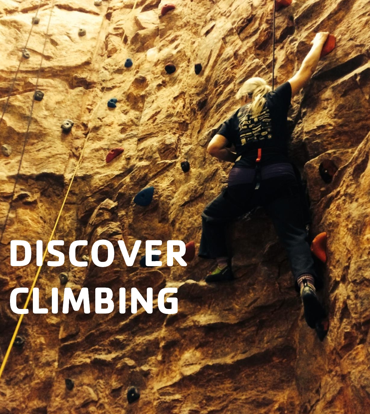 Our team provides indoor and outdoor climbing activities in Montgomery County and the District of Columbia.