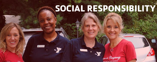 The volunteers, staff, partners, funding organizations, and donors of the Y are all united by a deep commitment to strengthening our communities, through programs and services that address poverty, abuse, racial disparity, delinquency, and access to services and opportunities.